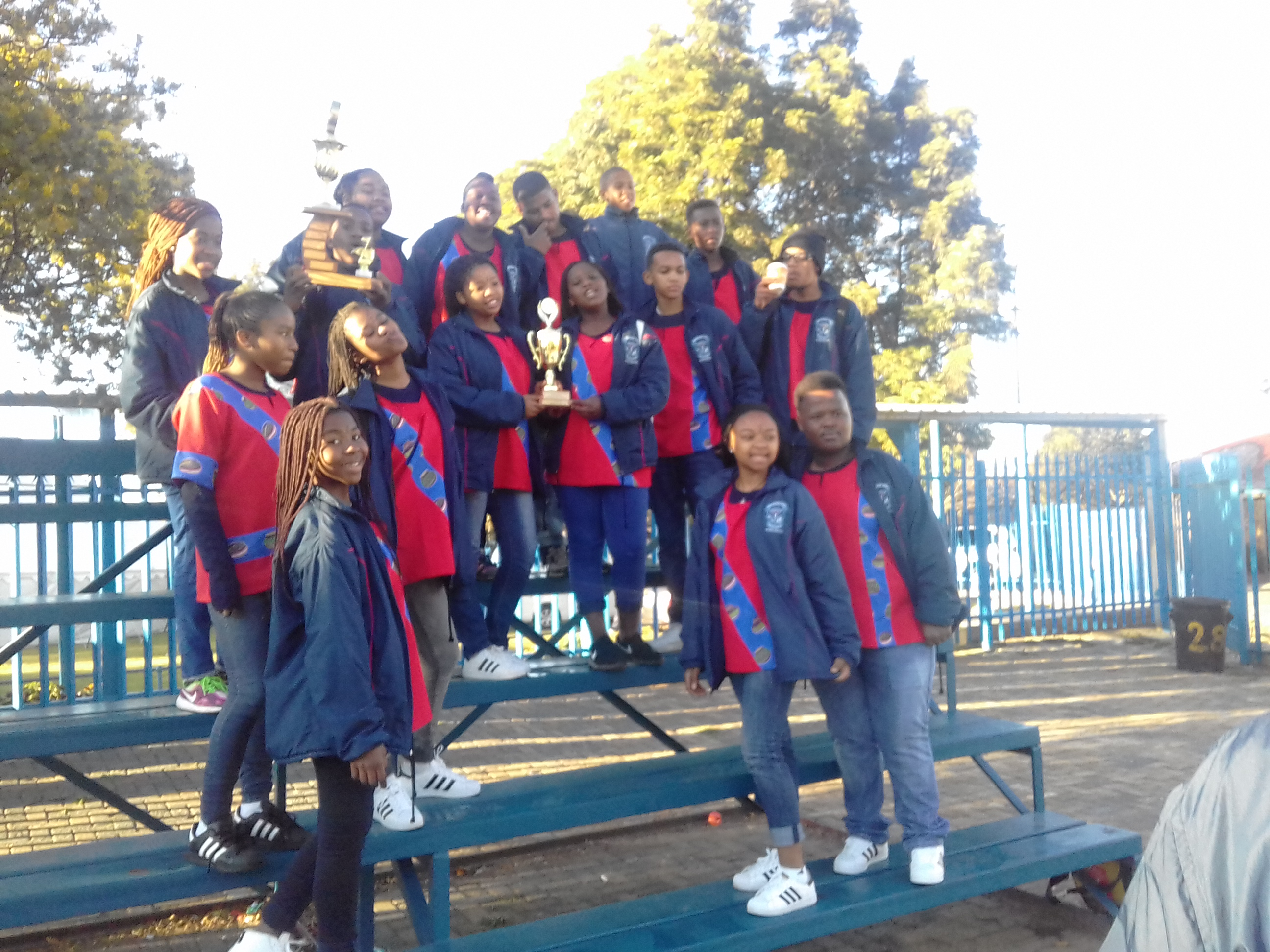 Heideveld Steelband's winning performance at the International Marimba & Steelband Festival, Johannesburg, 2016